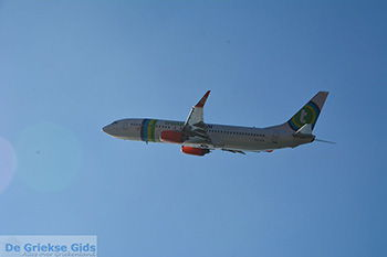 Transavia Samos vliegveld | Griekenland | Foto 6 - Foto van De Griekse Gids