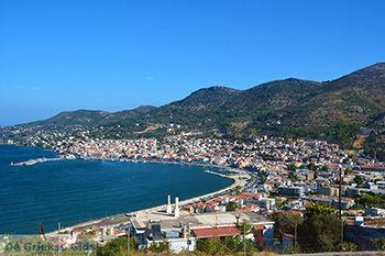 Samos stad   Vathy Samos   Griekenland foto 43 - Foto van De Griekse Gids