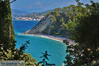 Strand Tsamadou Samos | Griekenland - Foto van De Griekse Gids