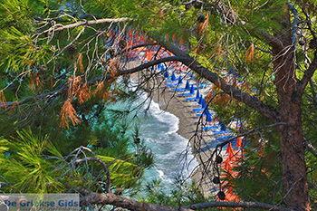 Strand Tsambou Kokkari Samos | Griekenland foto 0001 - Foto van De Griekse Gids