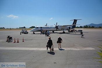 Aegean Airlines Samos Vliegveld | Griekenland | Foto 033 - Foto van https://www.grieksegids.nl/fotos/samos/normaal/vliegveld-samos-aegean-001.jpg