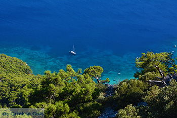 Baai Mourtia Samos | Griekenland | Foto 13 - Foto van De Griekse Gids