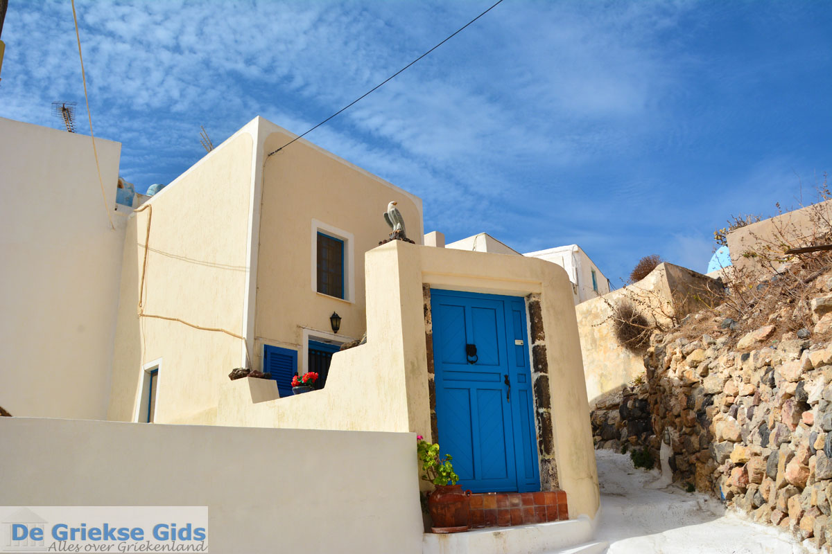 foto Emporio Santorini   Cycladen Griekenland   Foto 26