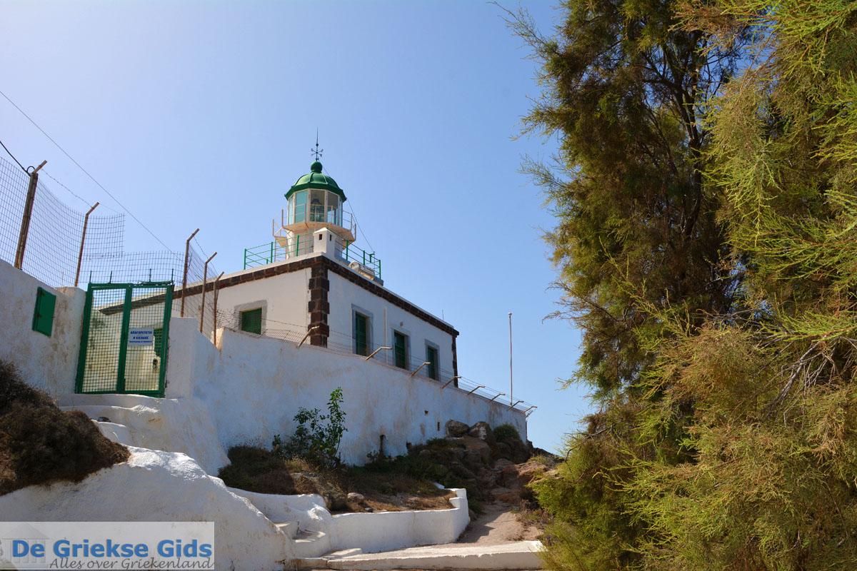 foto Faros Santorini | Cycladen Griekenland | Foto 66