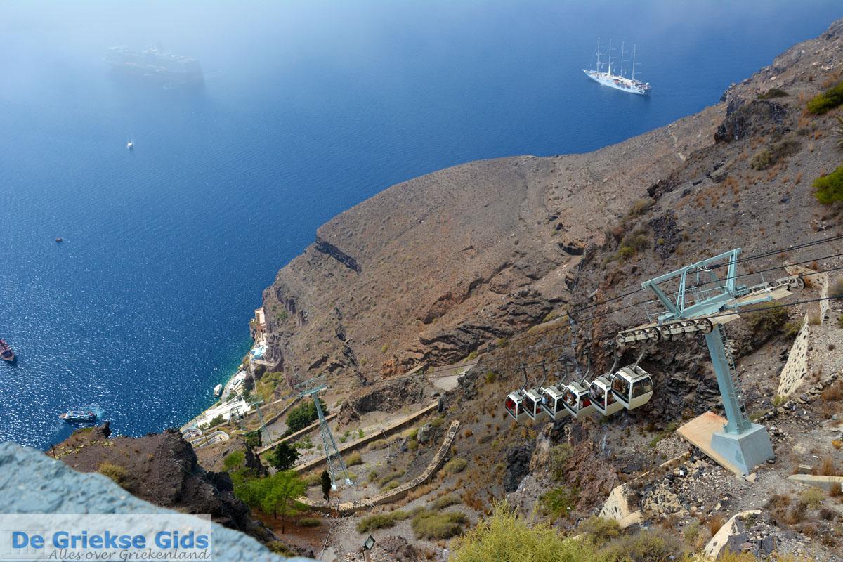 foto Fira Santorini | Cycladen Griekenland  | Foto 0004