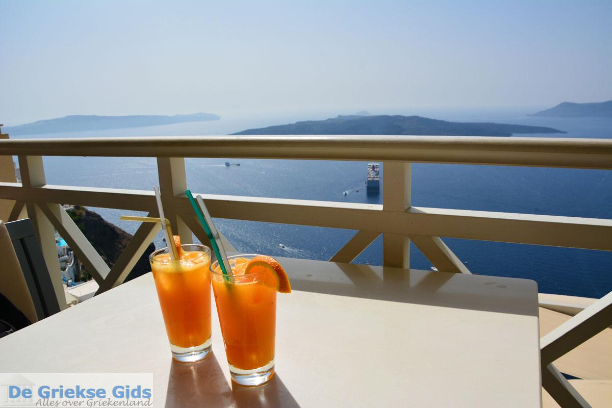 foto Fira Santorini | Cycladen Griekenland  | Foto 0016