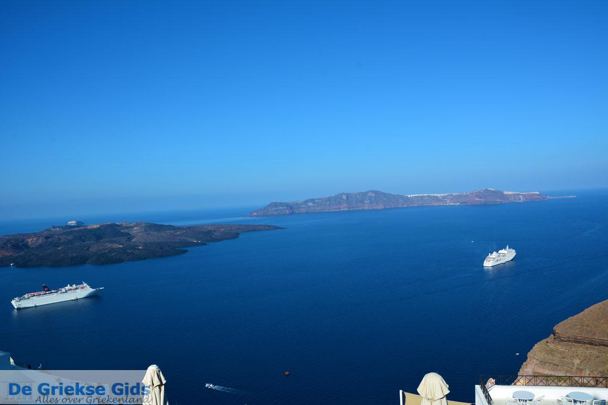foto Fira Santorini | Cycladen Griekenland  | Foto 0033