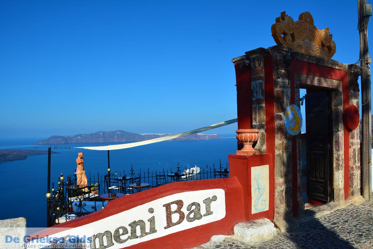 foto Fira Santorini | Cycladen Griekenland  | Foto 0037