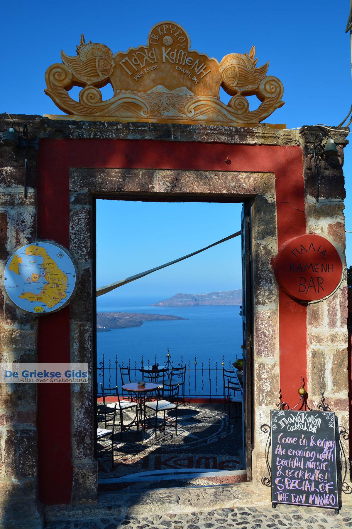 foto Fira Santorini | Cycladen Griekenland  | Foto 0040