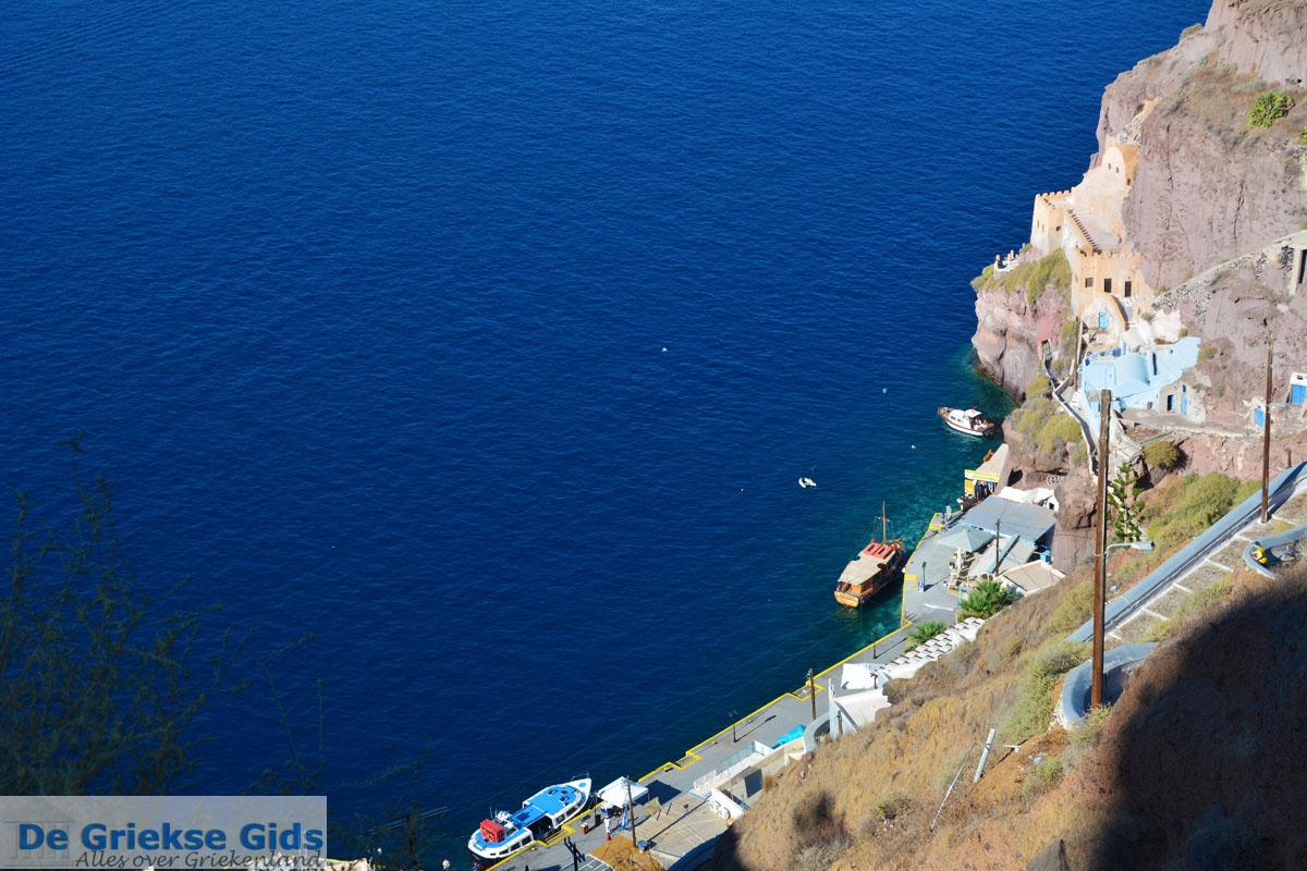 foto Fira Santorini   Cycladen Griekenland    Foto 0067