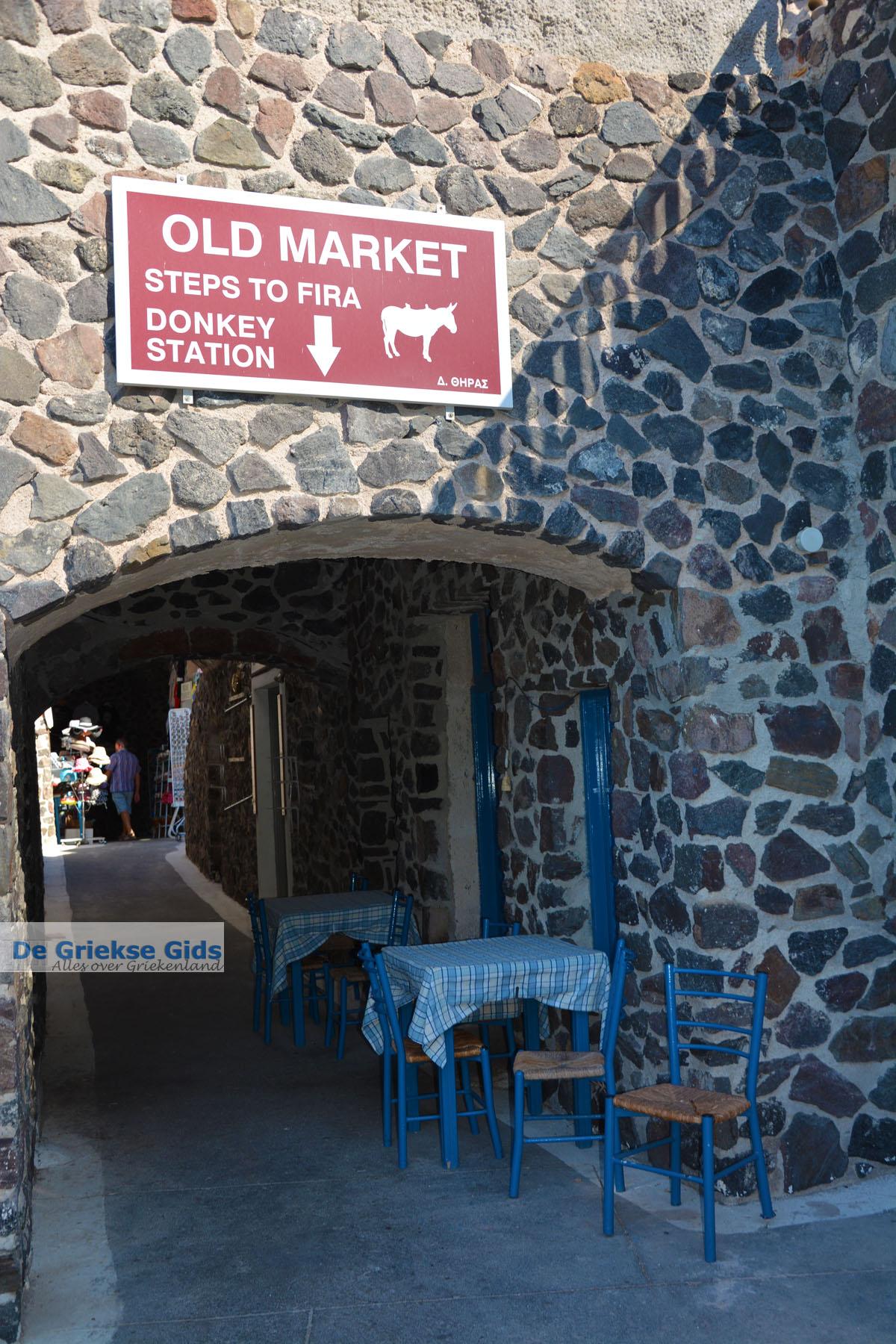 foto Fira Santorini | Cycladen Griekenland  | Foto 0072