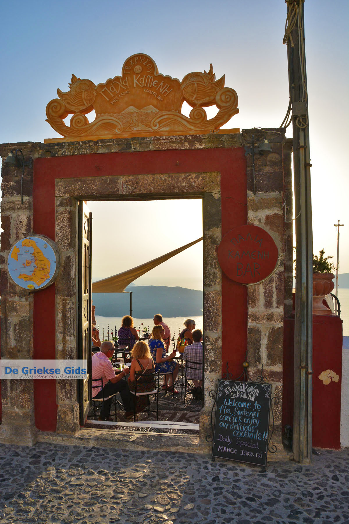 foto Fira Santorini | Cycladen Griekenland  | Foto 0086