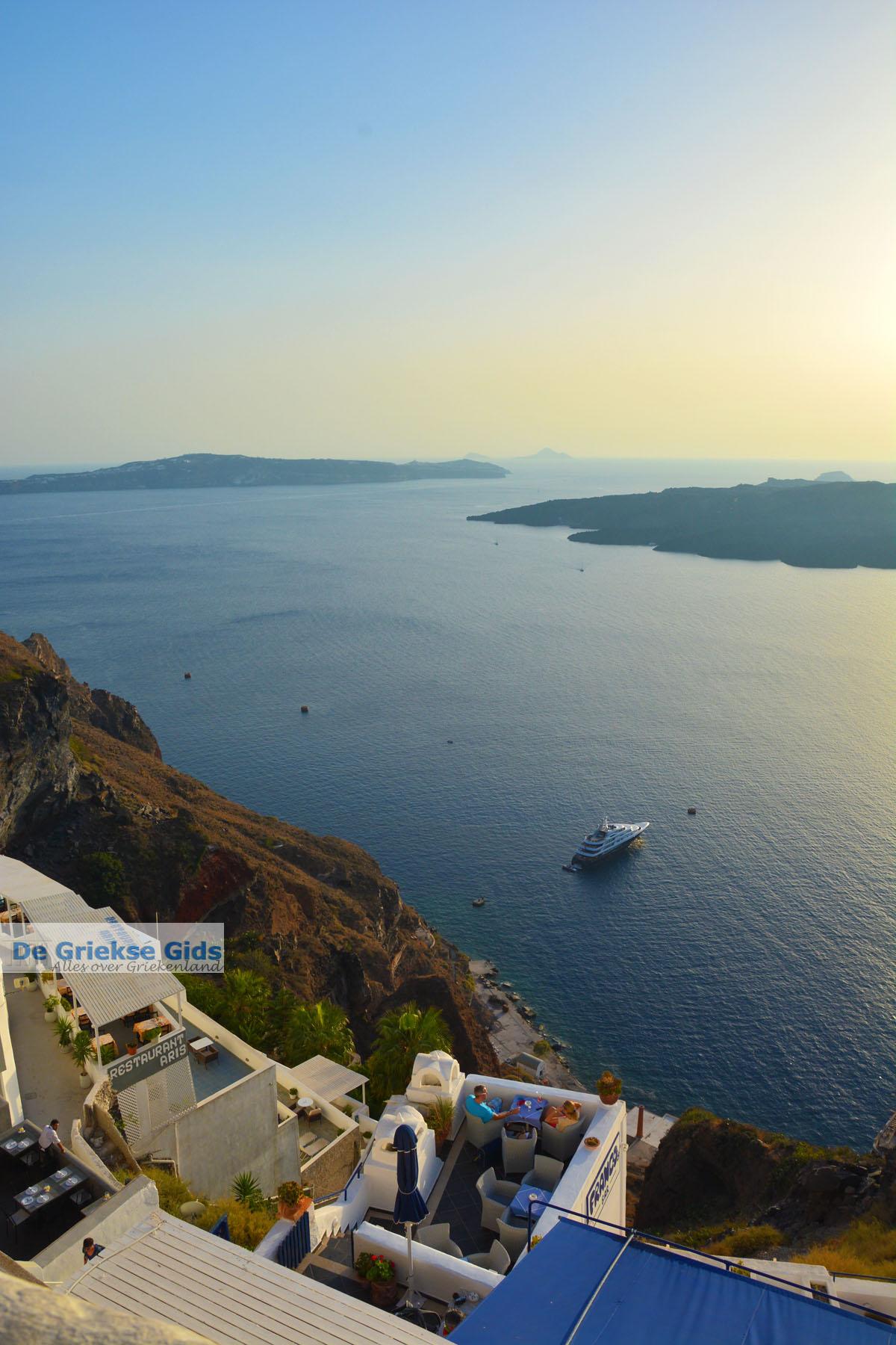 foto Fira Santorini | Cycladen Griekenland  | Foto 0092