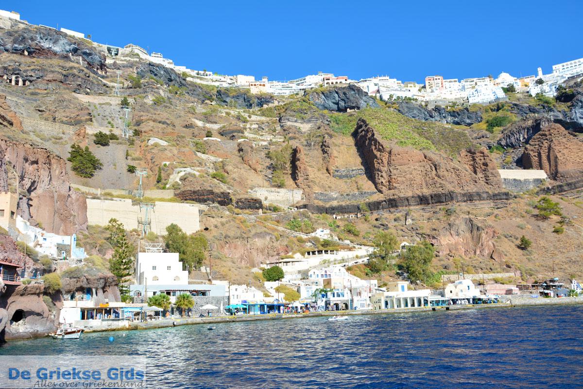 foto Fira Santorini   Cycladen Griekenland    Foto 0103