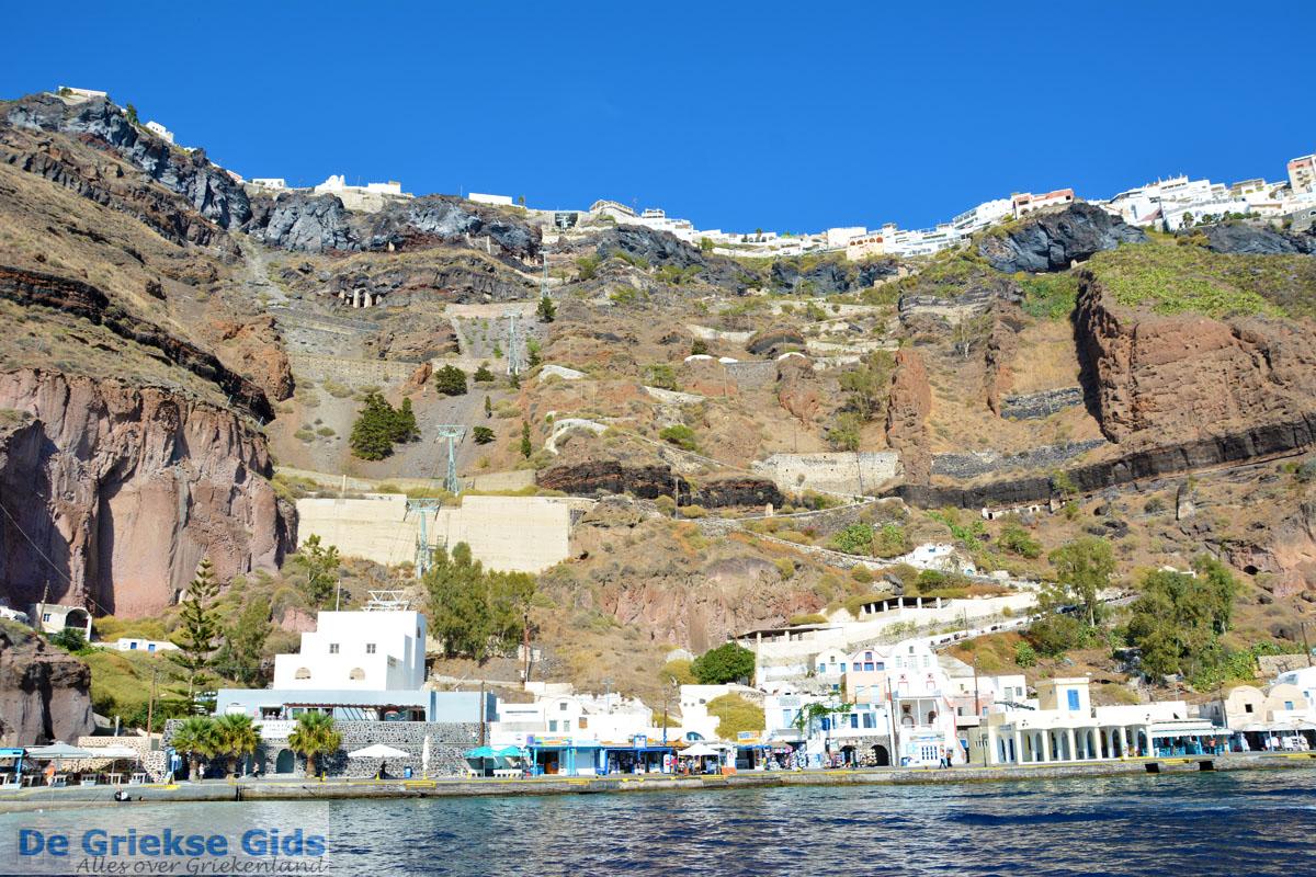 foto Fira Santorini | Cycladen Griekenland  | Foto 0110