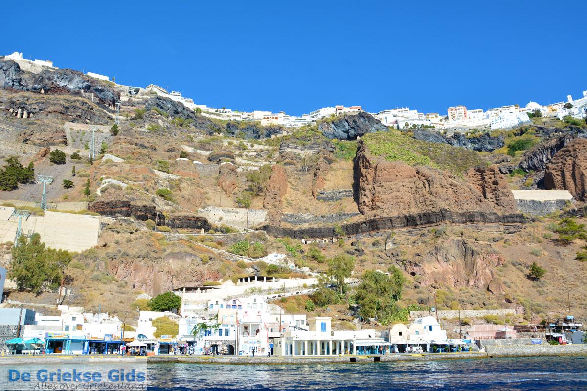 foto Fira Santorini | Cycladen Griekenland  | Foto 0111