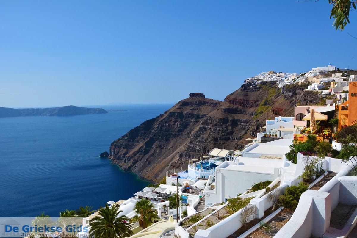 foto Firostefani Santorini | Cycladen Griekenland  | Foto 0004