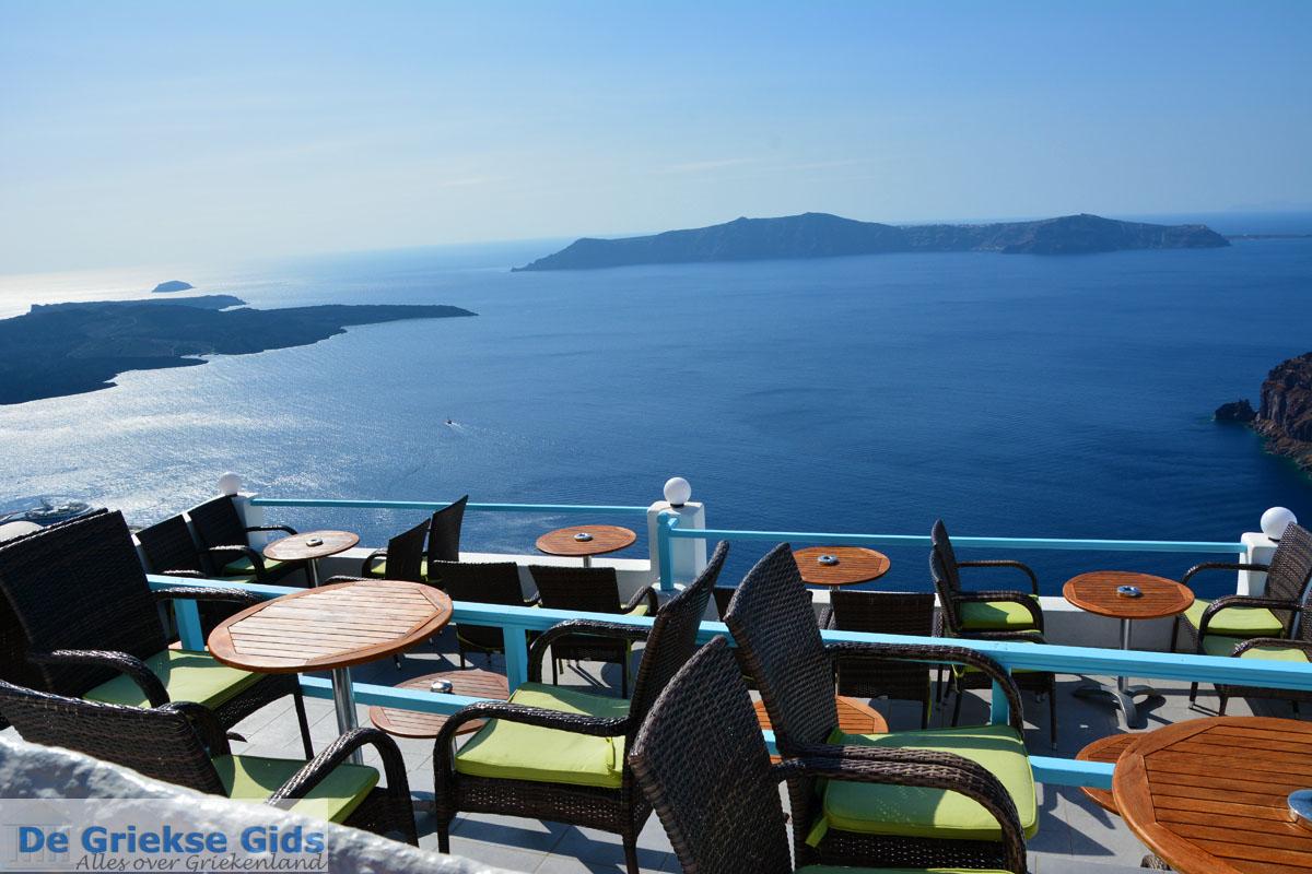 foto Firostefani Santorini | Cycladen Griekenland  | Foto 0012