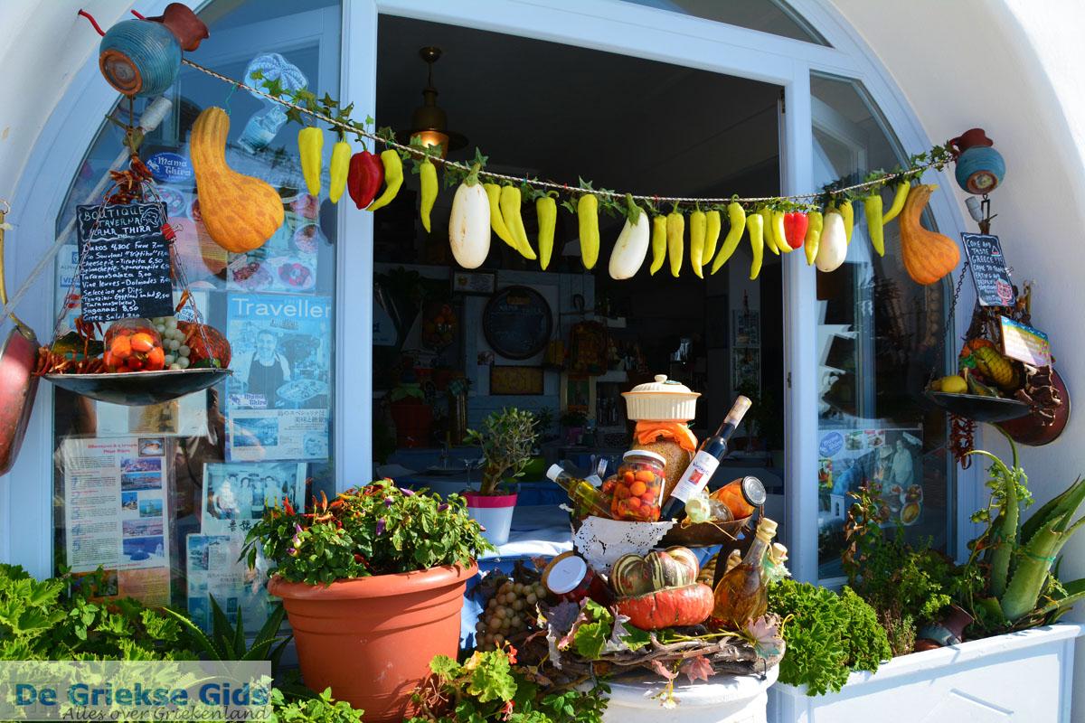 foto Firostefani Santorini | Cycladen Griekenland  | Foto 0021