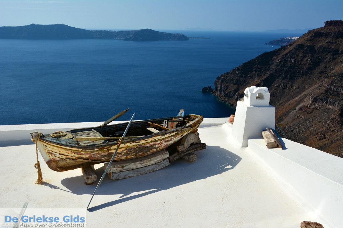 foto Firostefani Santorini | Cycladen Griekenland  | Foto 0024