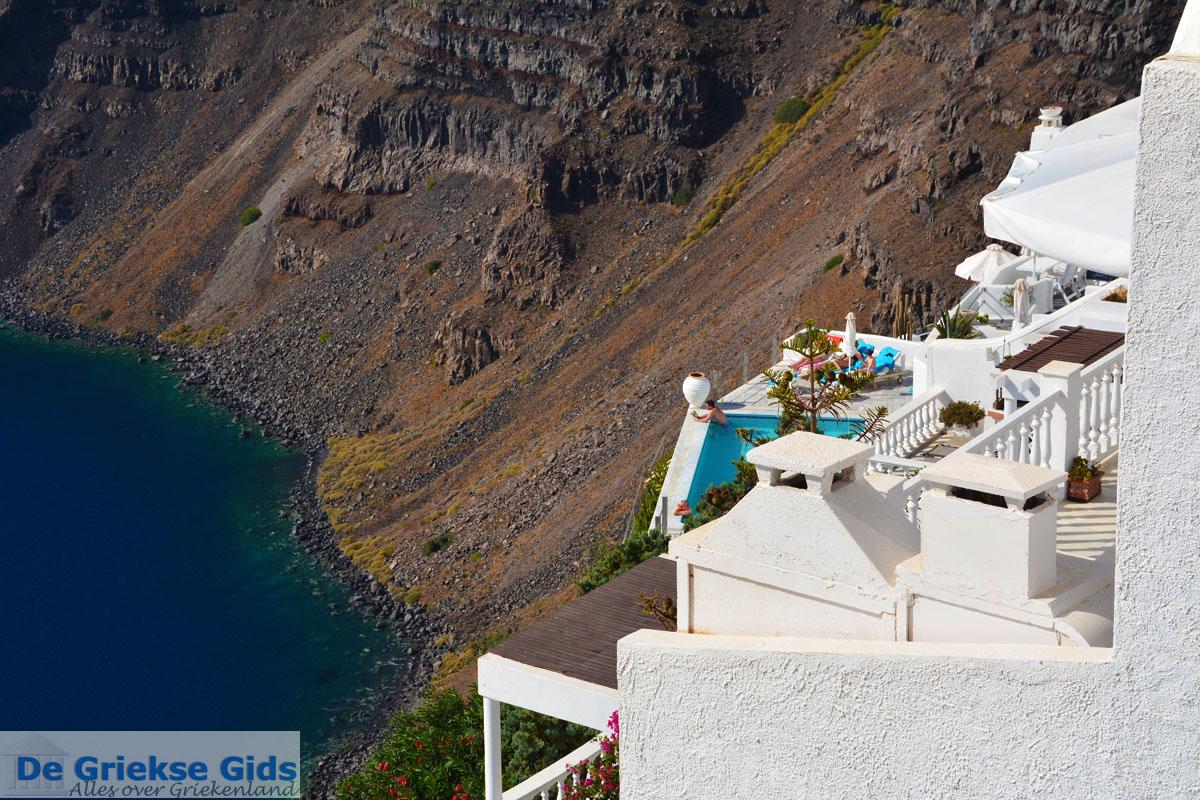 foto Firostefani Santorini | Cycladen Griekenland  | Foto 0028