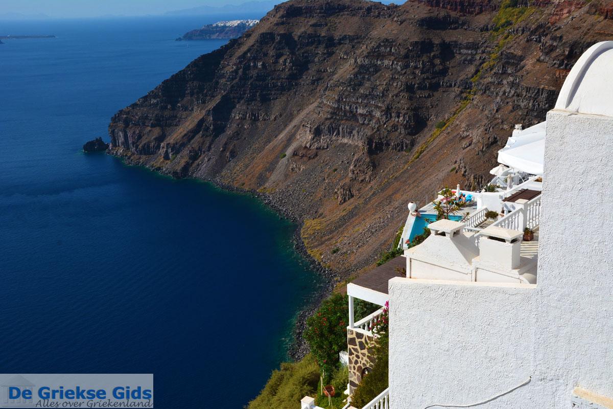 foto Firostefani Santorini | Cycladen Griekenland  | Foto 0029