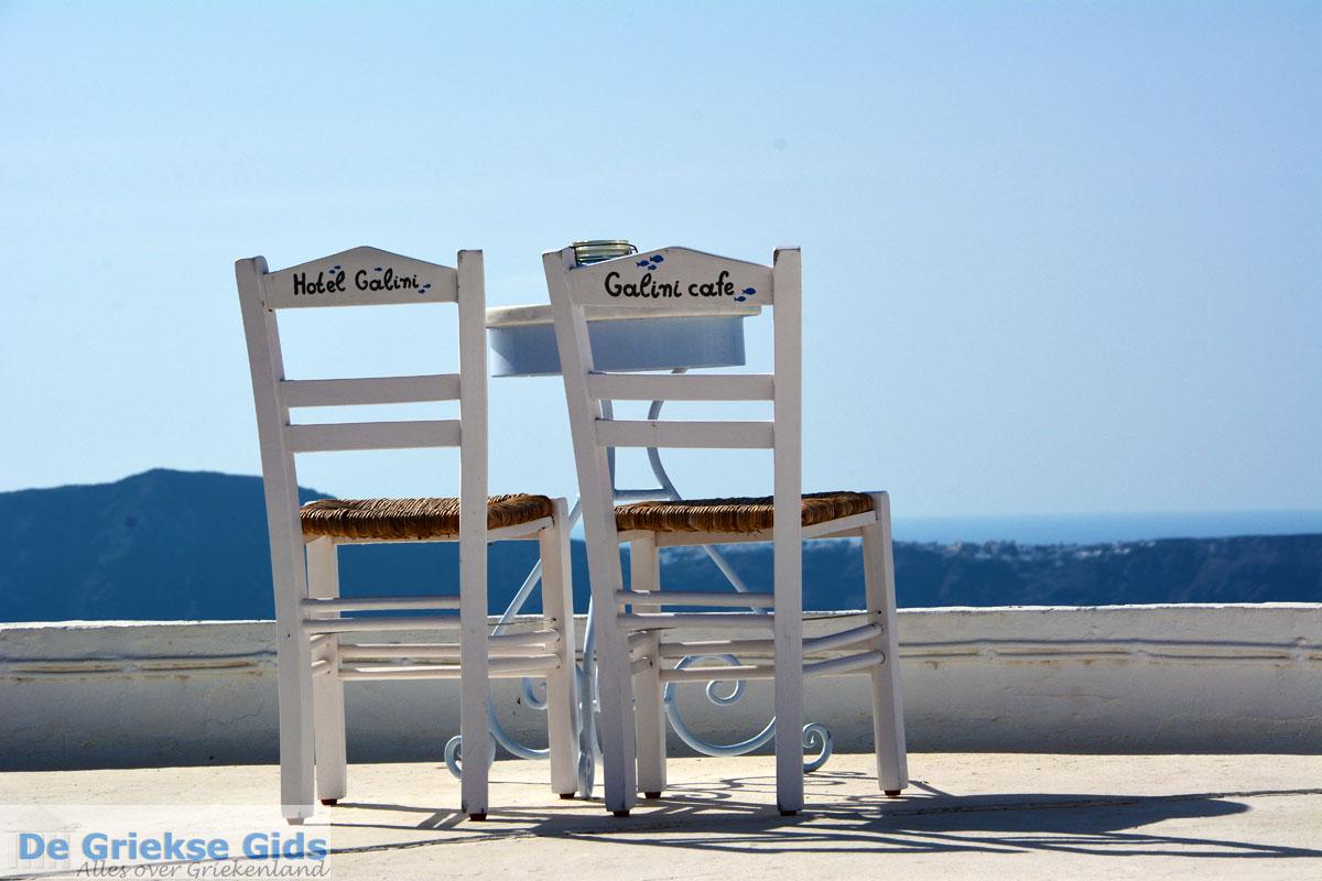 foto Firostefani Santorini | Cycladen Griekenland  | Foto 0039