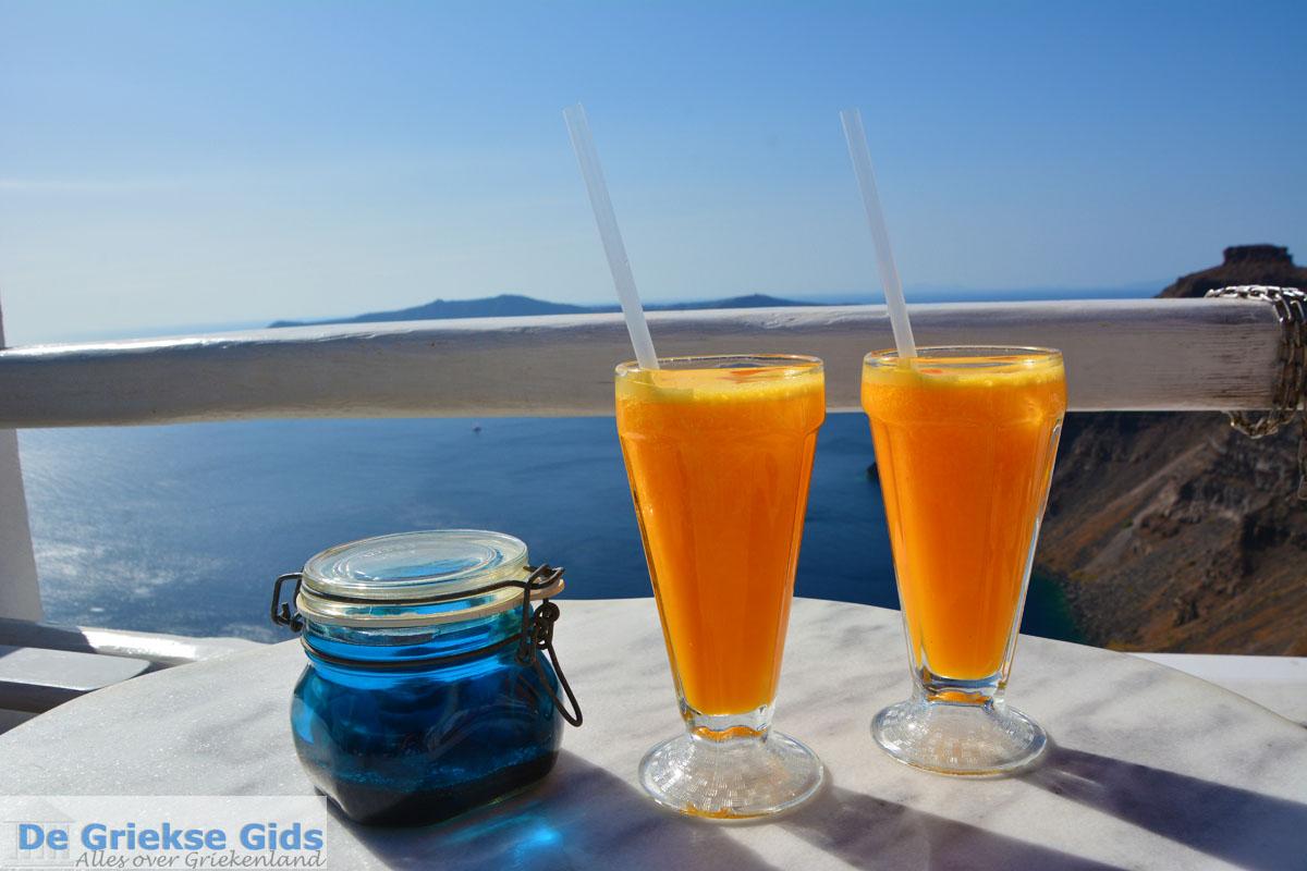 foto Firostefani Santorini | Cycladen Griekenland  | Foto 0045