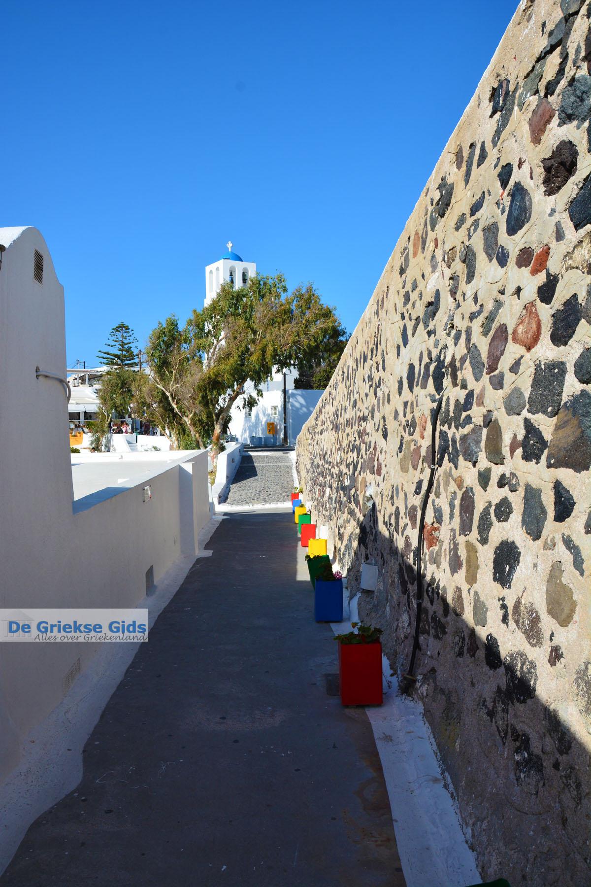 foto Firostefani Santorini | Cycladen Griekenland  | Foto 0046