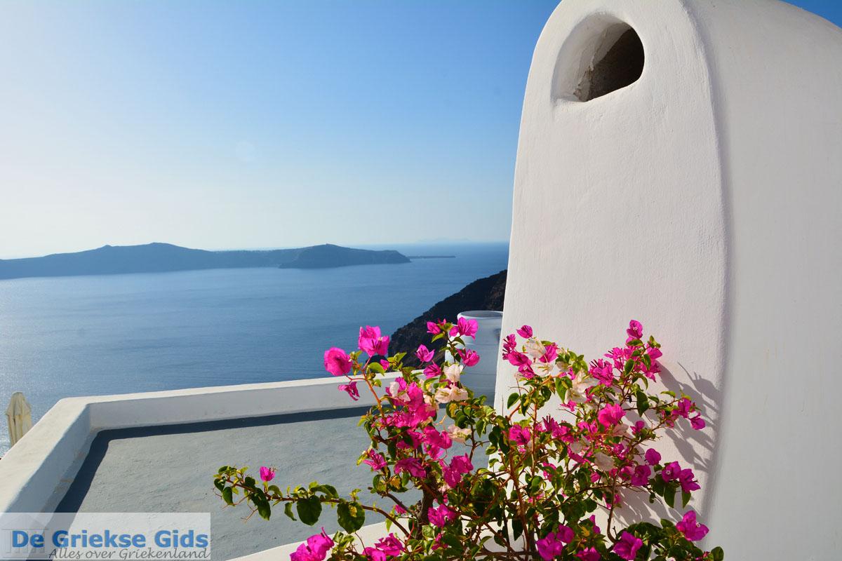 foto Firostefani Santorini | Cycladen Griekenland  | Foto 0055