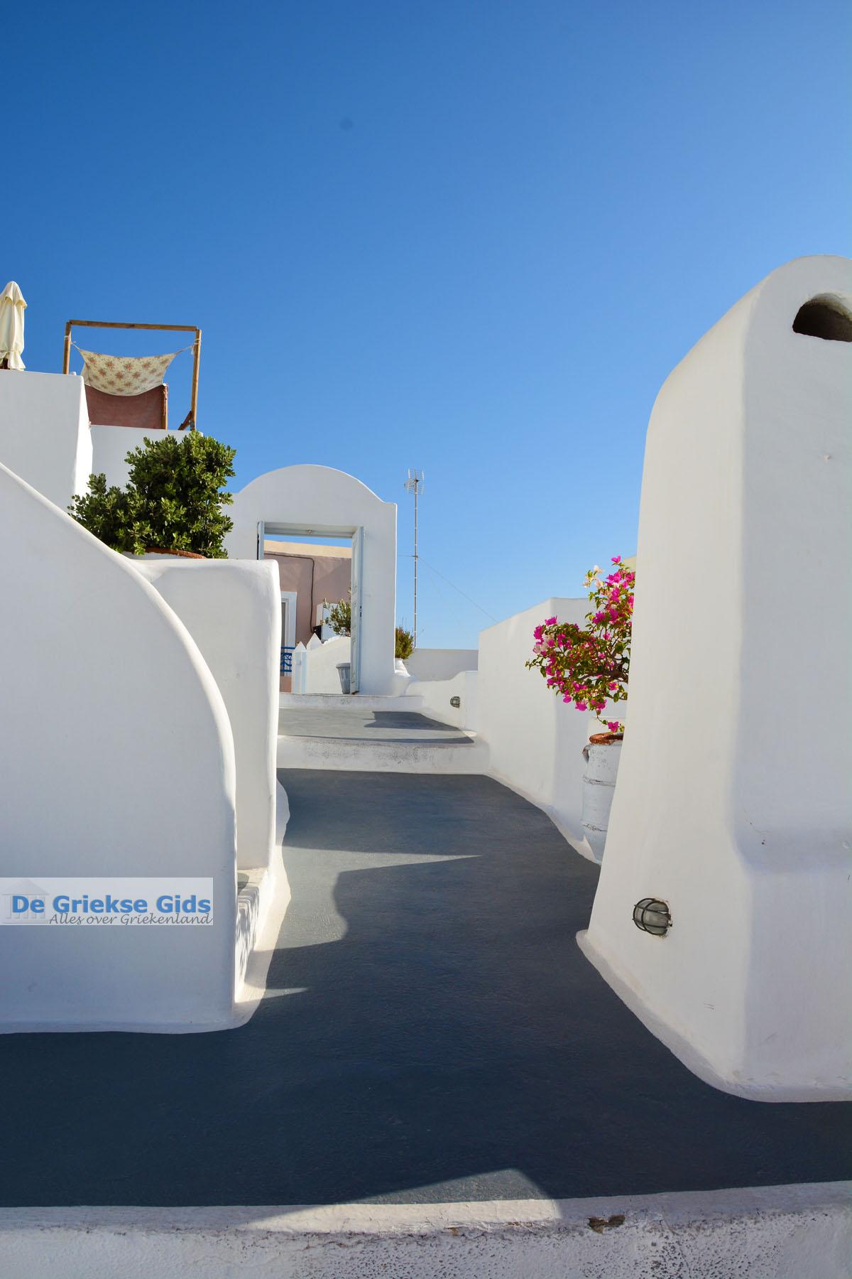 foto Firostefani Santorini | Cycladen Griekenland  | Foto 0059