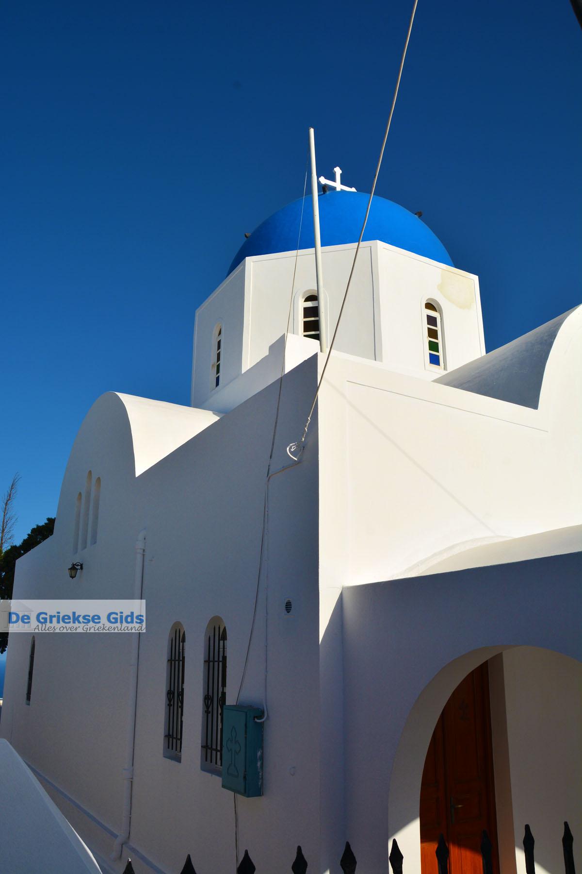 foto Firostefani Santorini   Cycladen Griekenland    Foto 0061