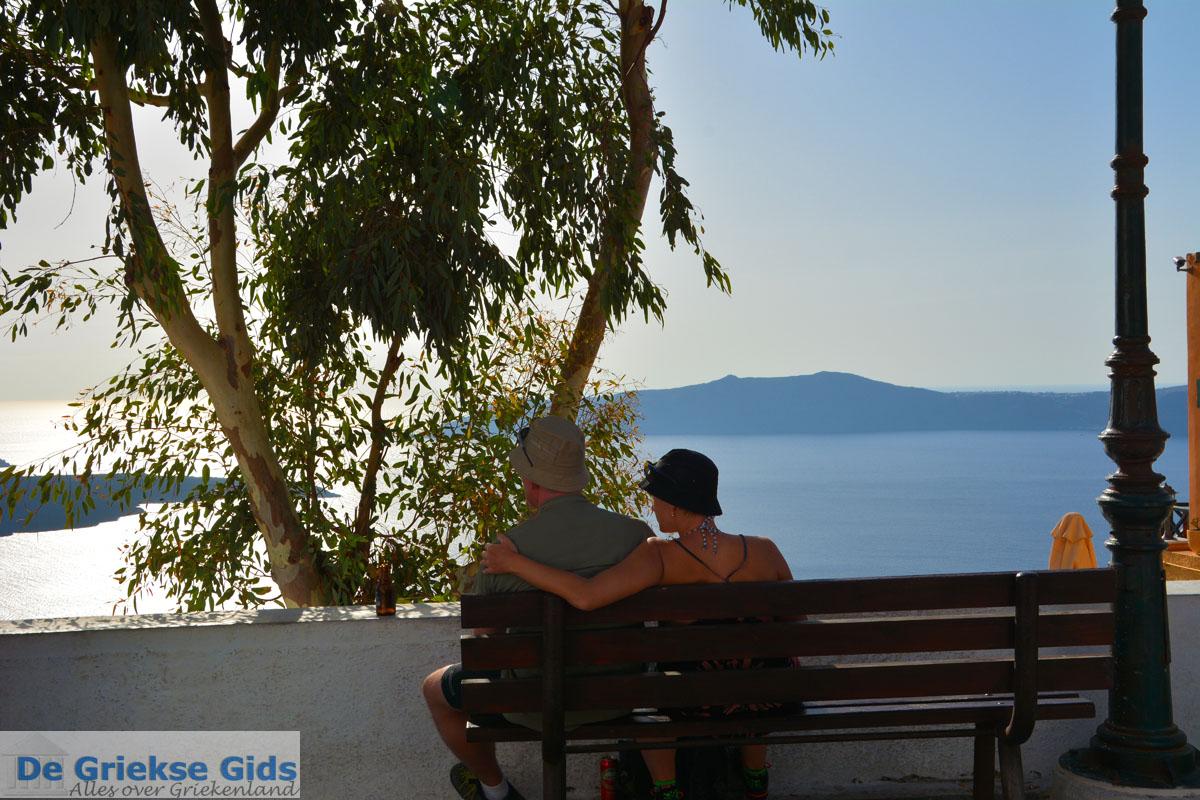 foto Firostefani Santorini | Cycladen Griekenland  | Foto 0062