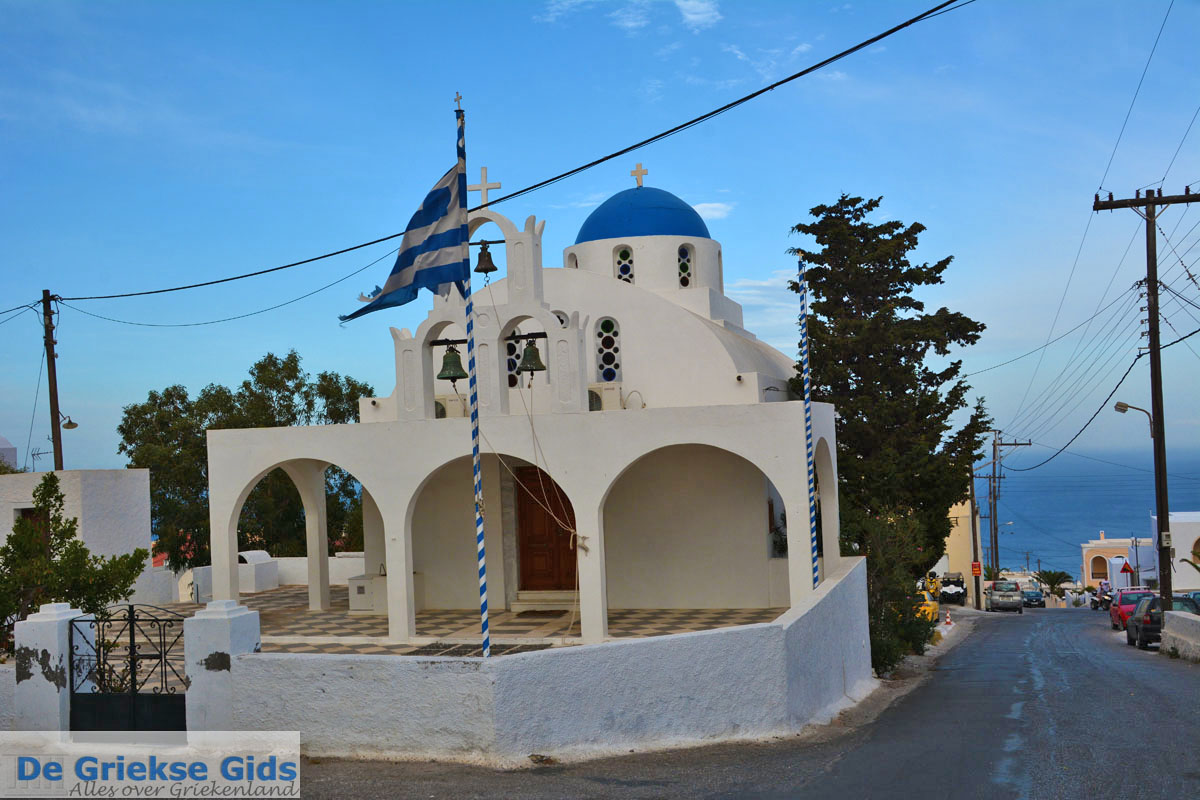 foto Imerovigli Santorini | Cycladen Griekenland  | Foto 0072