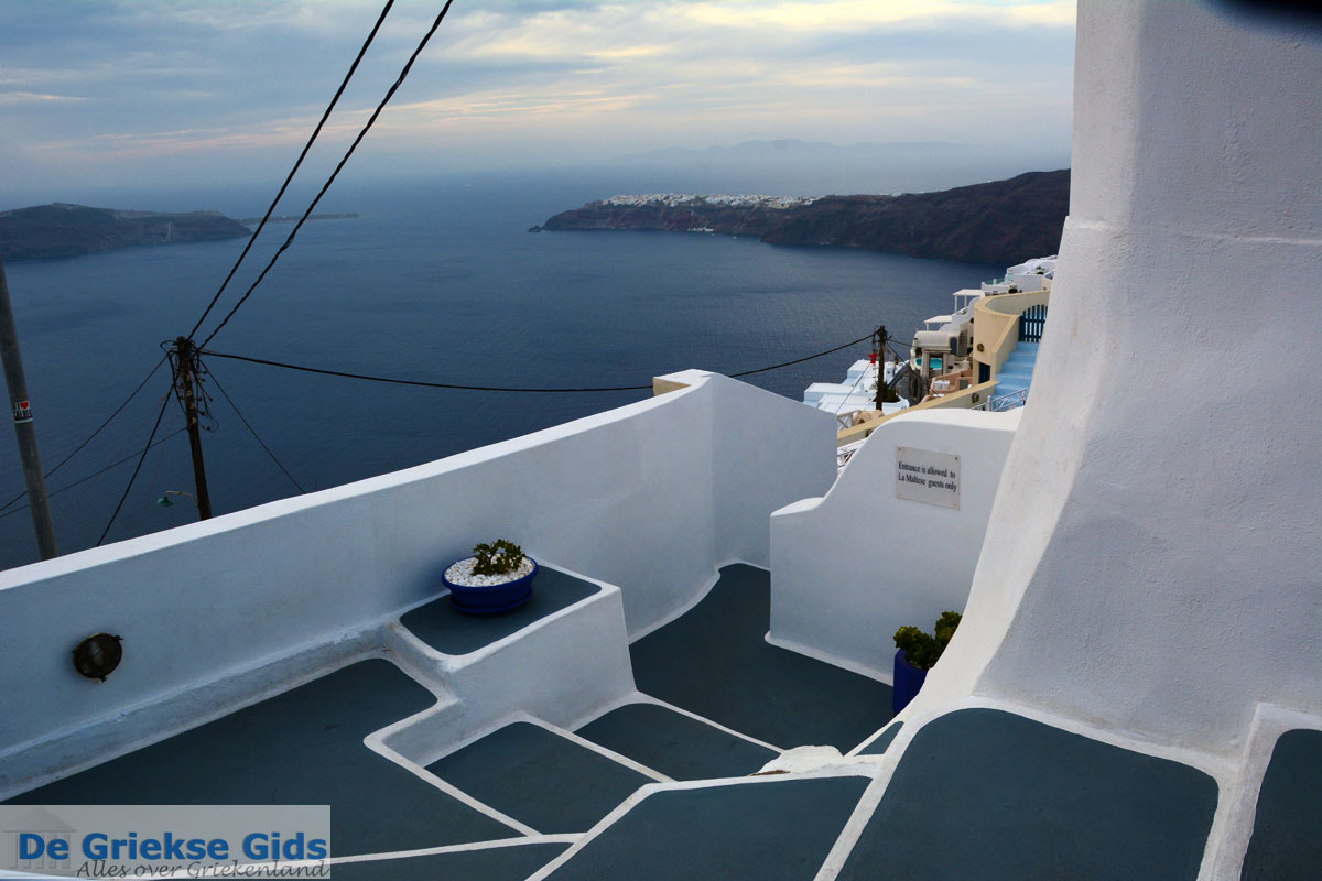 foto Imerovigli Santorini | Cycladen Griekenland  | Foto 0074
