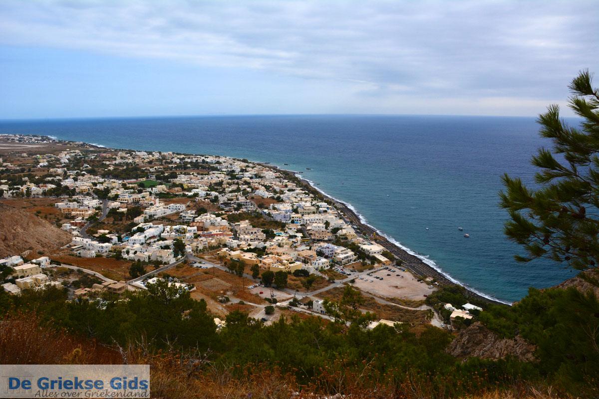 foto Kamari Santorini   Cycladen Griekenland    Foto 0090