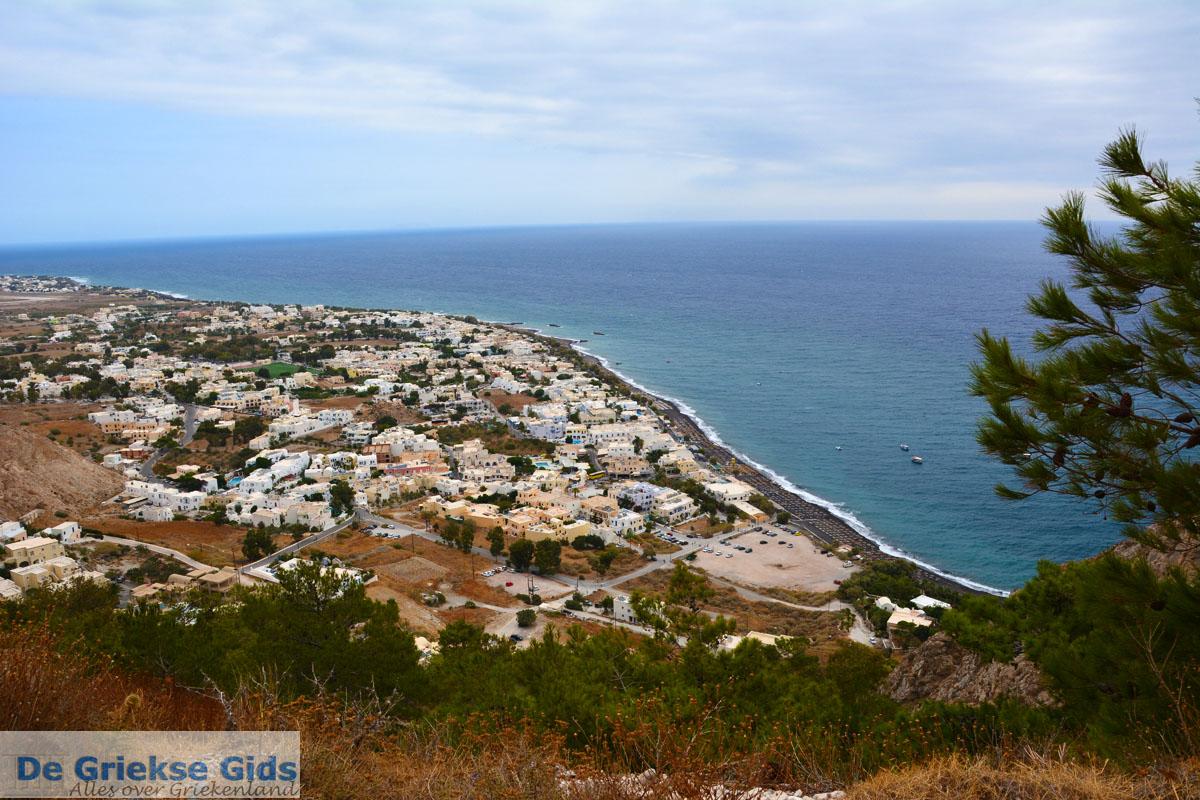 foto Kamari Santorini | Cycladen Griekenland  | Foto 0091