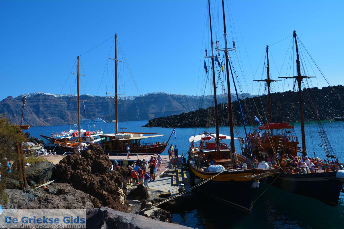 foto Palia en Nea Kameni Santorini | Cycladen Griekenland  | Foto 5