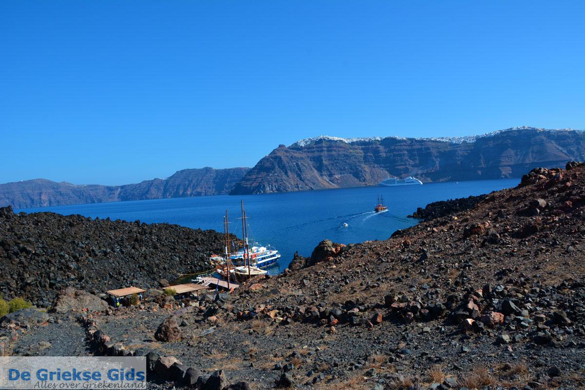 foto Palia en Nea Kameni Santorini | Cycladen Griekenland  | Foto 9
