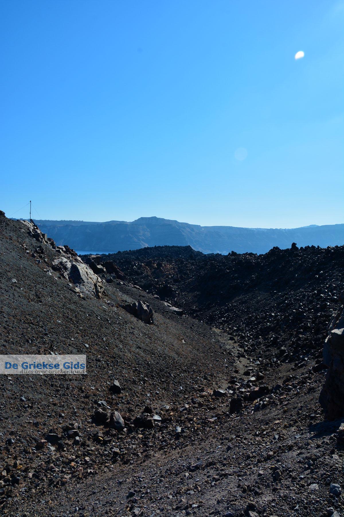 foto Palia en Nea Kameni Santorini | Cycladen Griekenland  | Foto 16