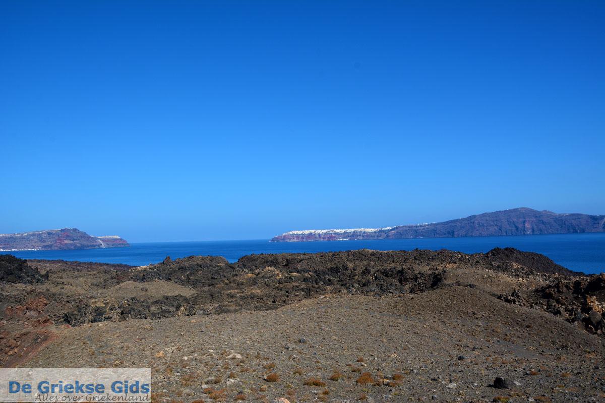 foto Palia en Nea Kameni Santorini | Cycladen Griekenland  | Foto 18