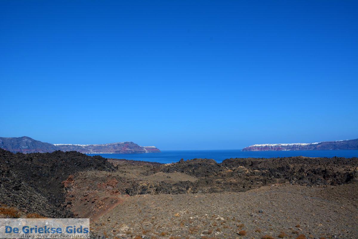 foto Palia en Nea Kameni Santorini | Cycladen Griekenland  | Foto 19