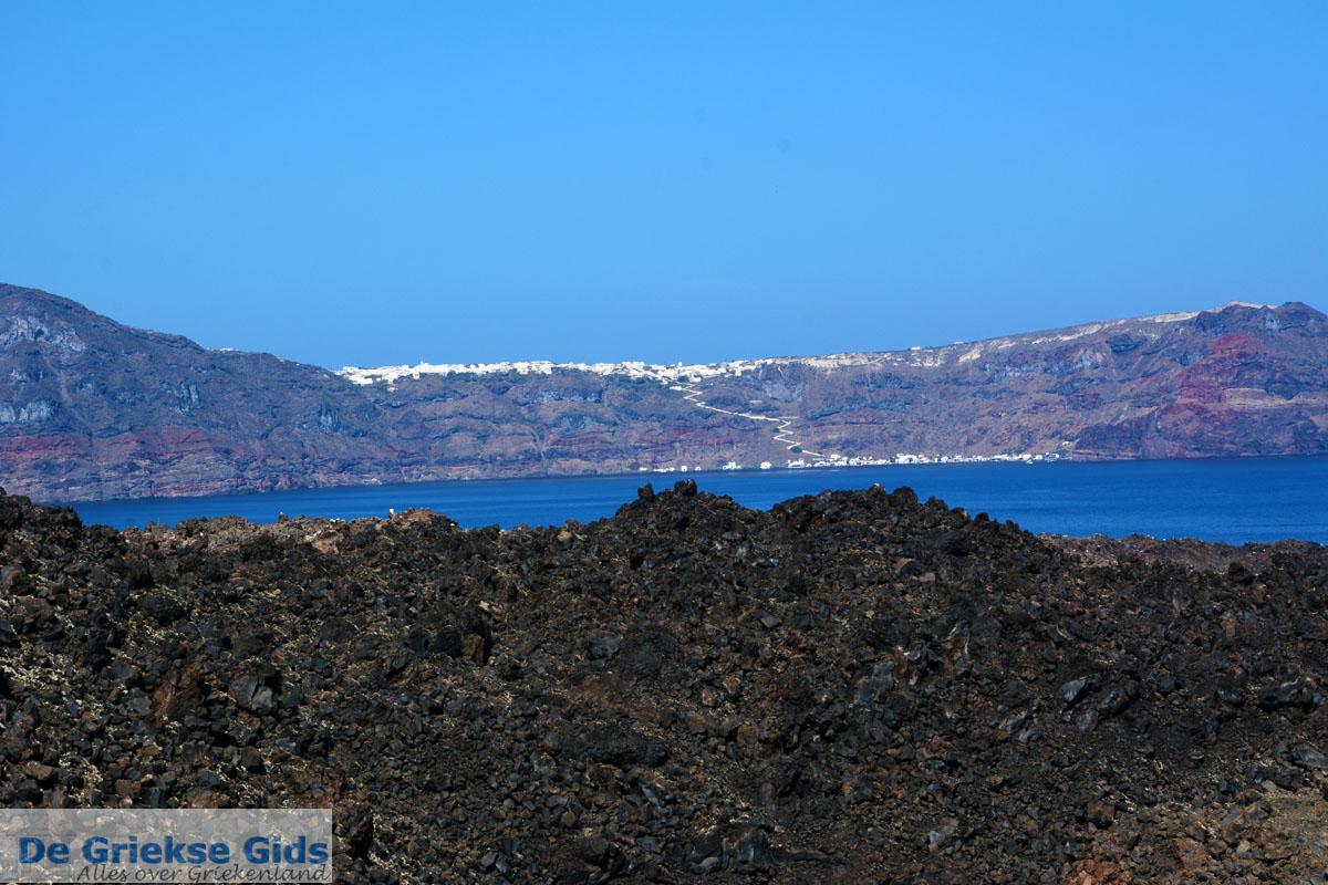 foto Palia en Nea Kameni Santorini | Cycladen Griekenland  | Foto 23