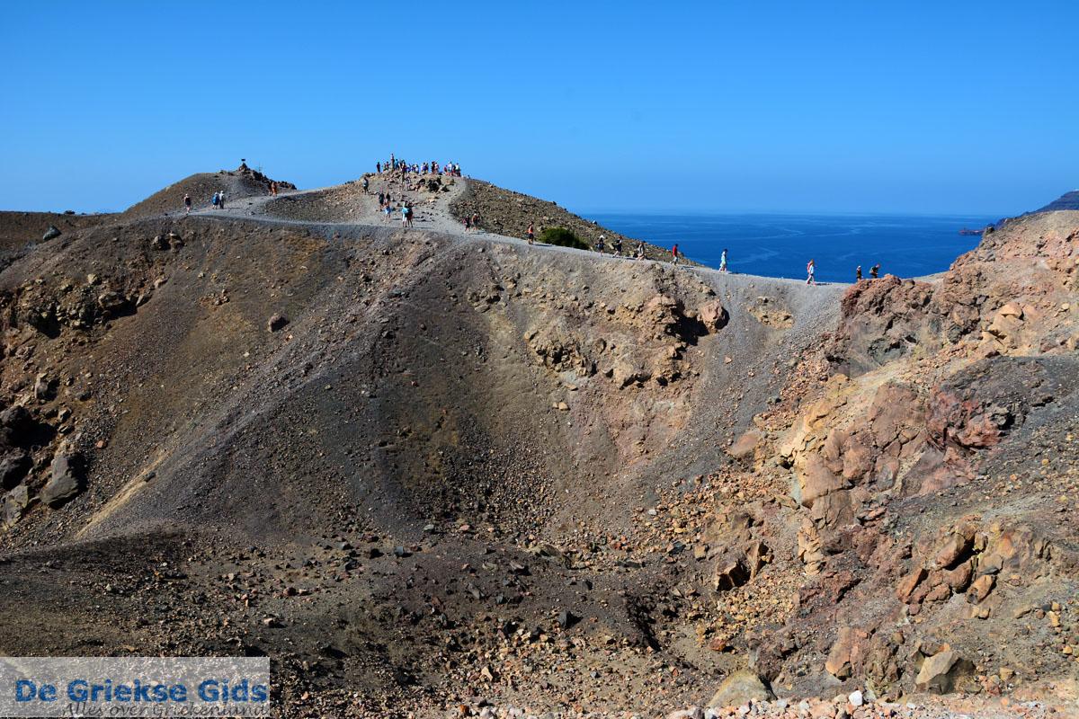 foto Palia en Nea Kameni Santorini | Cycladen Griekenland  | Foto 29