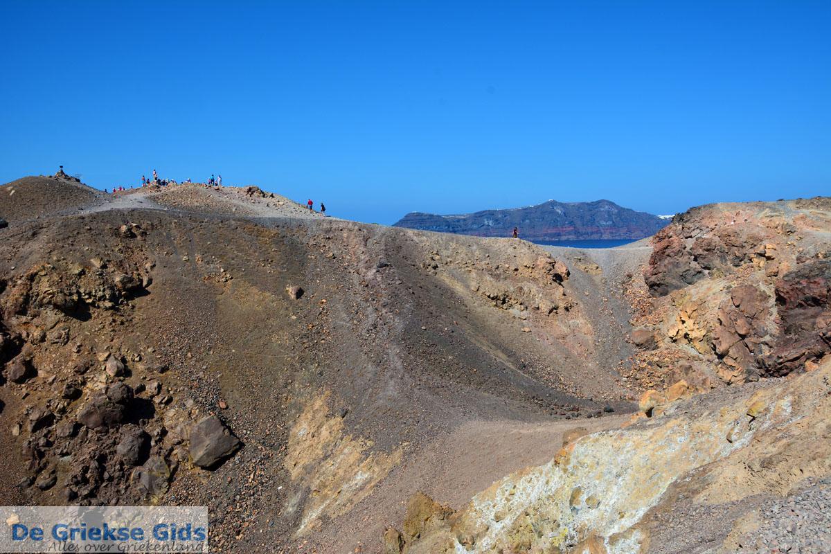 foto Palia en Nea Kameni Santorini | Cycladen Griekenland  | Foto 34