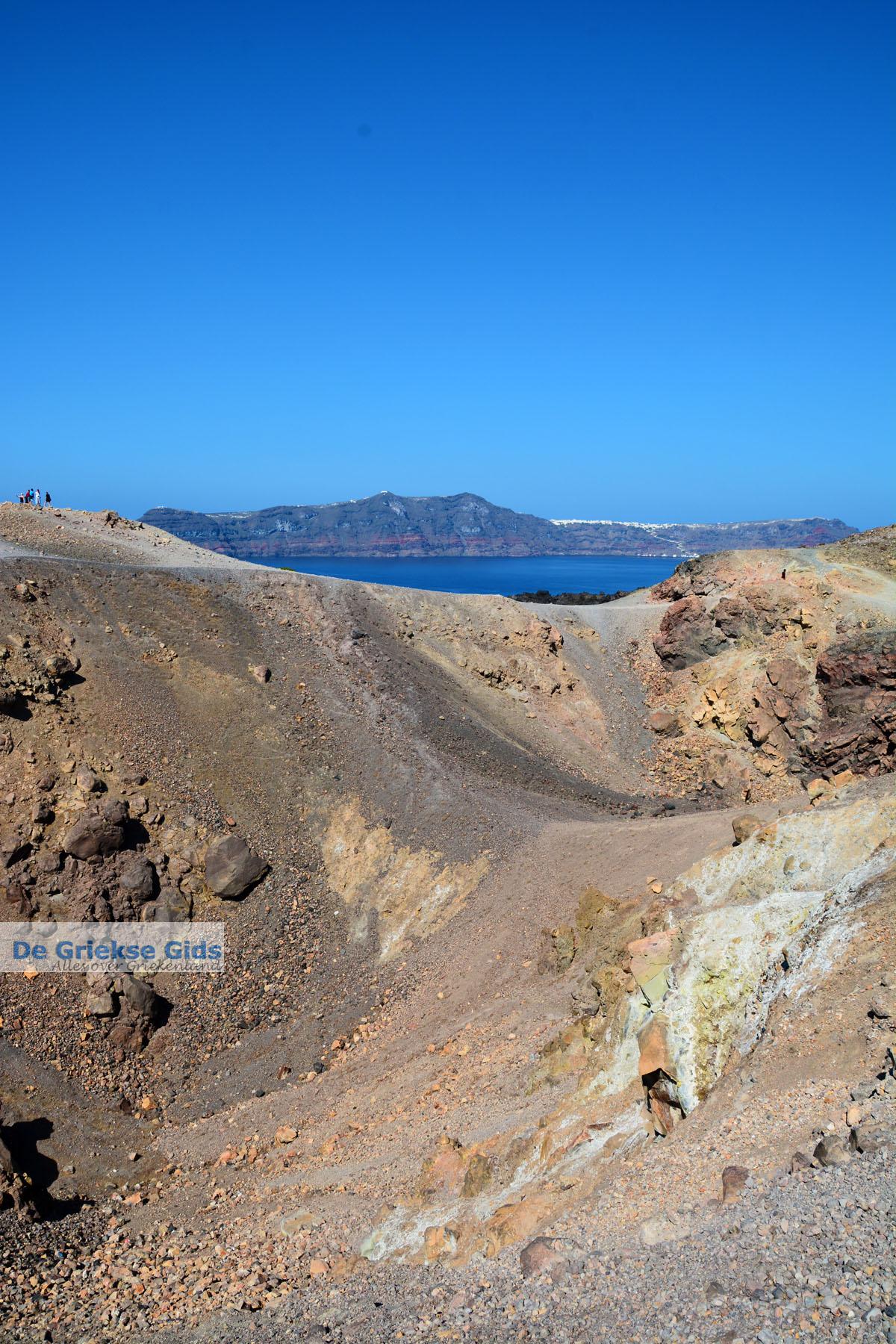 foto Palia en Nea Kameni Santorini | Cycladen Griekenland  | Foto 36