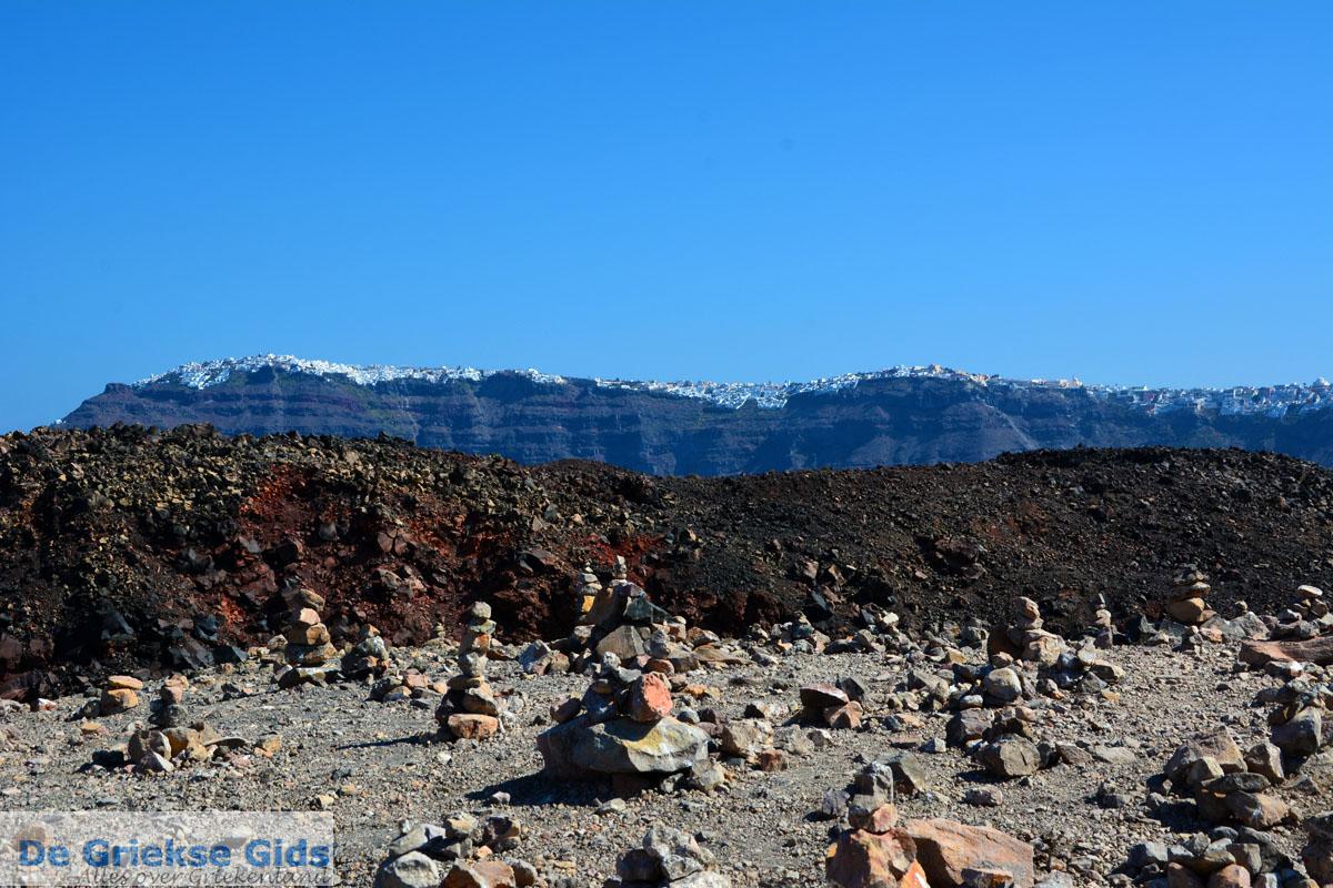 foto Palia en Nea Kameni Santorini | Cycladen Griekenland  | Foto 40