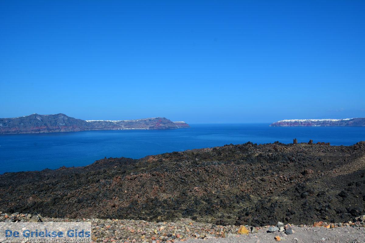 foto Palia en Nea Kameni Santorini | Cycladen Griekenland  | Foto 46