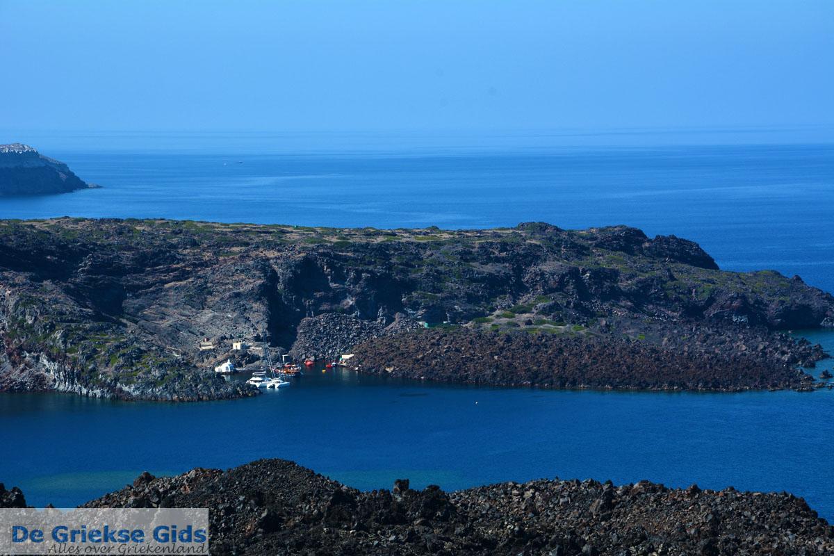 foto Palia en Nea Kameni Santorini | Cycladen Griekenland  | Foto 49