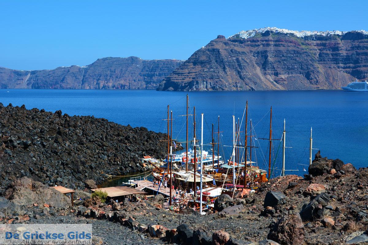 foto Palia en Nea Kameni Santorini | Cycladen Griekenland  | Foto 62
